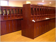 木目調木製納骨壇